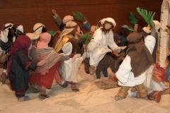 Jubel beim Einzug in Jerusalem