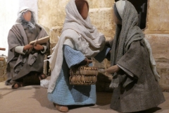 Der Besuch Marias bei Elisabeth
