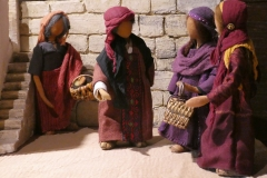 Volkszählung Frauengruppe