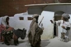 Herbergsuche in Bethlehem