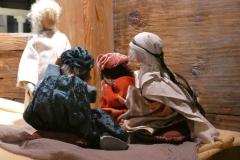 Ein Engel warnt die Sterndeuter vor Herodes